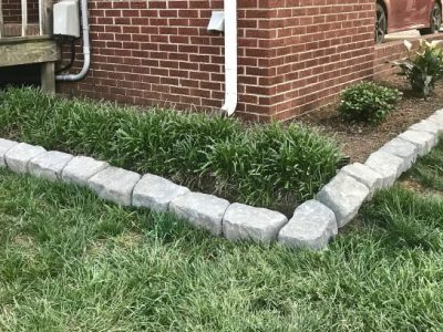 Curb Appeal - Stone Outline